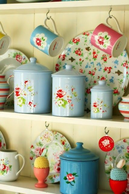 Image Result For Cath Kidston Style Kitchen Home Goods Decor Shabby Chic Coco Rose Diaries