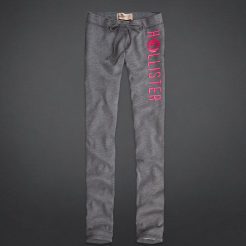 Girls Hollister Skinny Sweatpants  83c7d8ef7c4