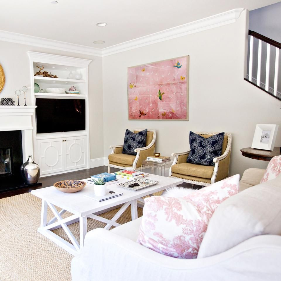 Stratton Coffee Table | Paint colors for living room ...