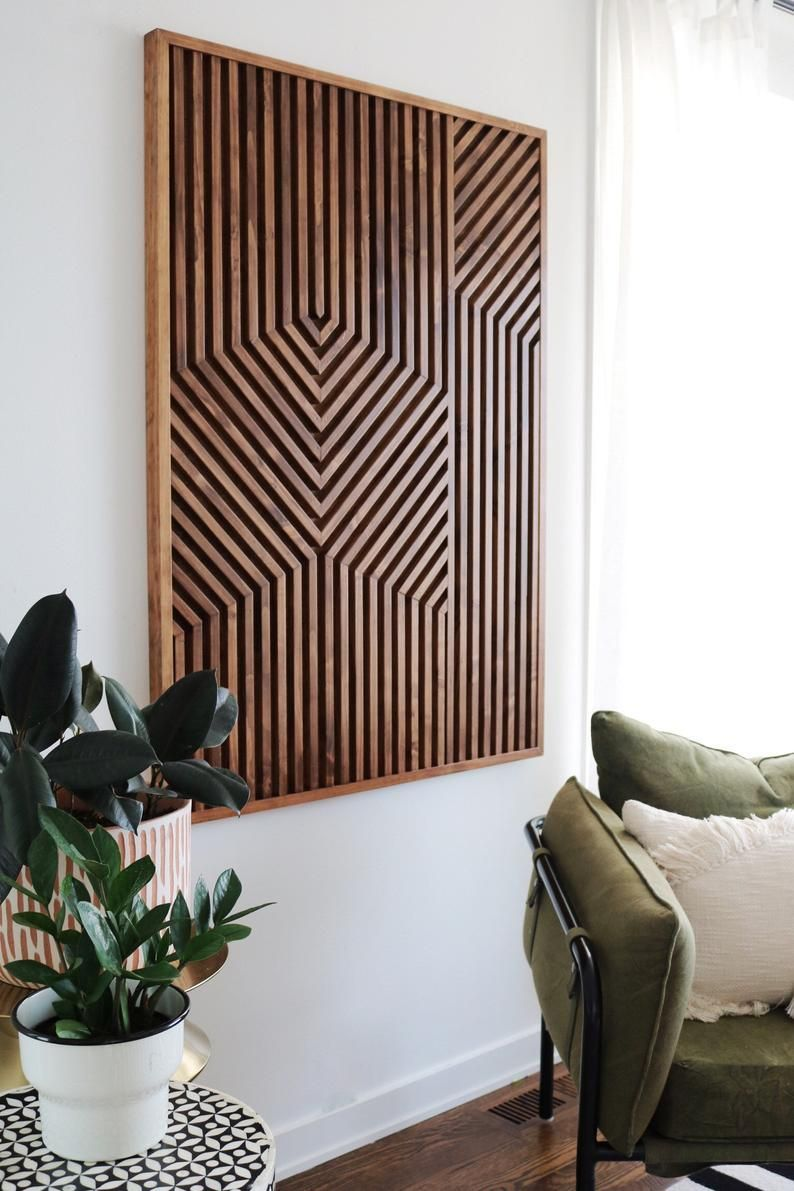 Art Geometric Modern Rustic Wall Wood Wood Art Diy Wood Art Easy Wood Art Ideas Wood Art Painted Woo In 2020 Wood Wall Art Diy Rustic Wall Art Wood Wall Art