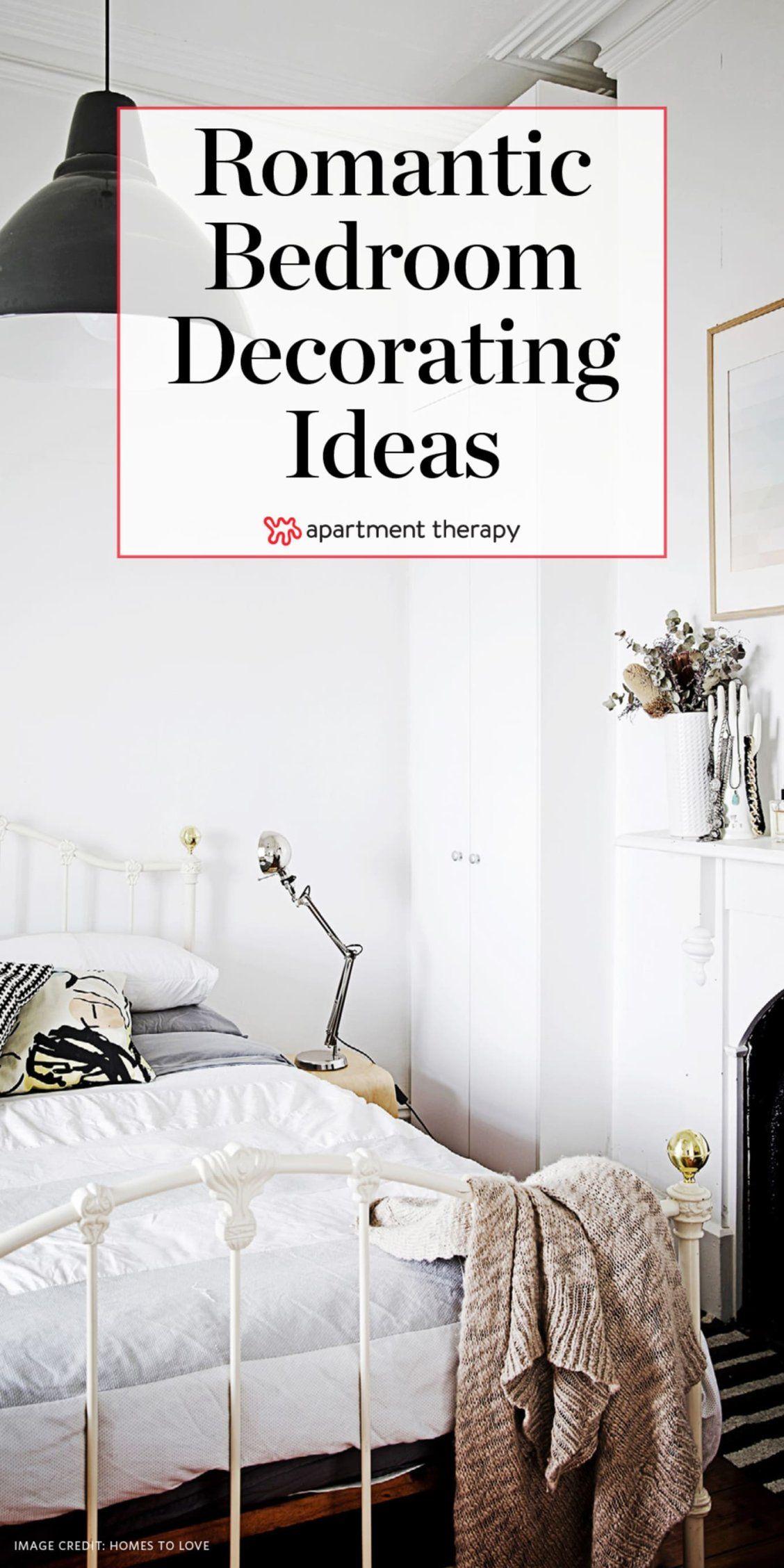 Modern Romantic Bedroom Designs: 12 Completely Un-Cheesy Ways To Create A Romantic Bedroom