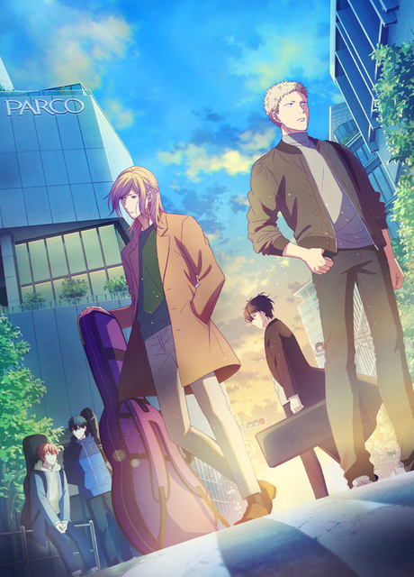 Given Movie Anilist Movies Anime Manga