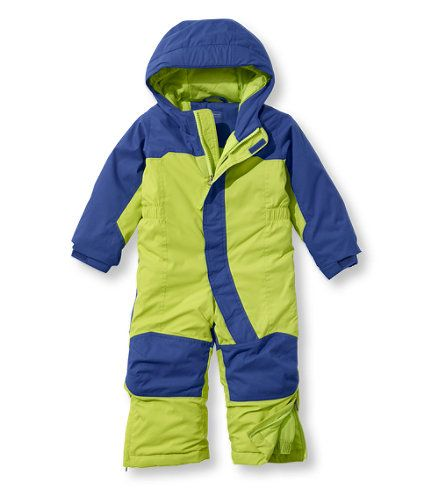 Kids' Infants'and Toddlers' Cold Buster Snowsuit | Free Shipping at L.L.Bean