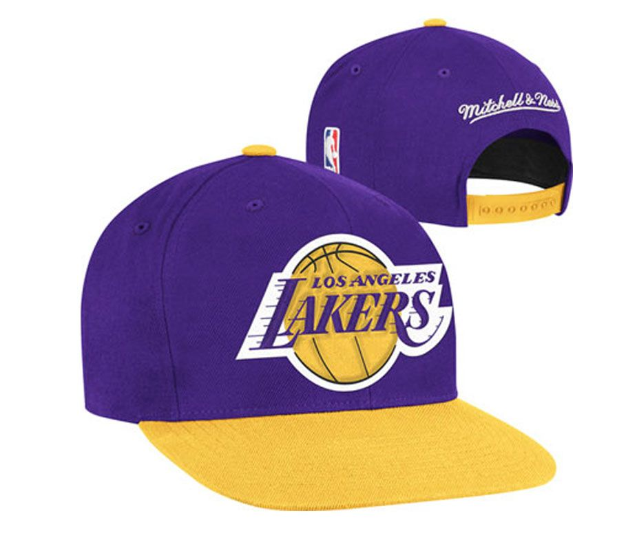 NBA Los Angeles Lakers Şapka  6f3e6b6e38