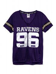 Perfect for purple Fridays! Go Ravens!