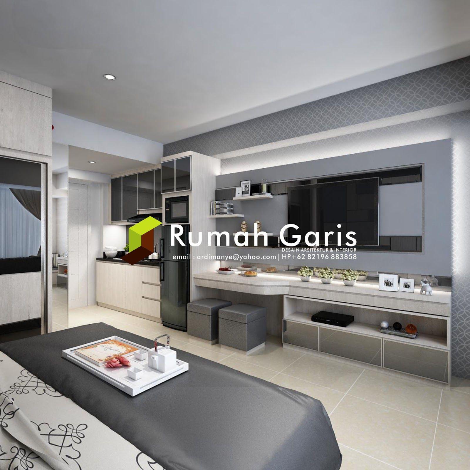 interior apartemen di Jakarta dan Surabaya | Rumah, Apartemen ...