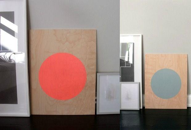 cirkels-simpel-kunst-idee