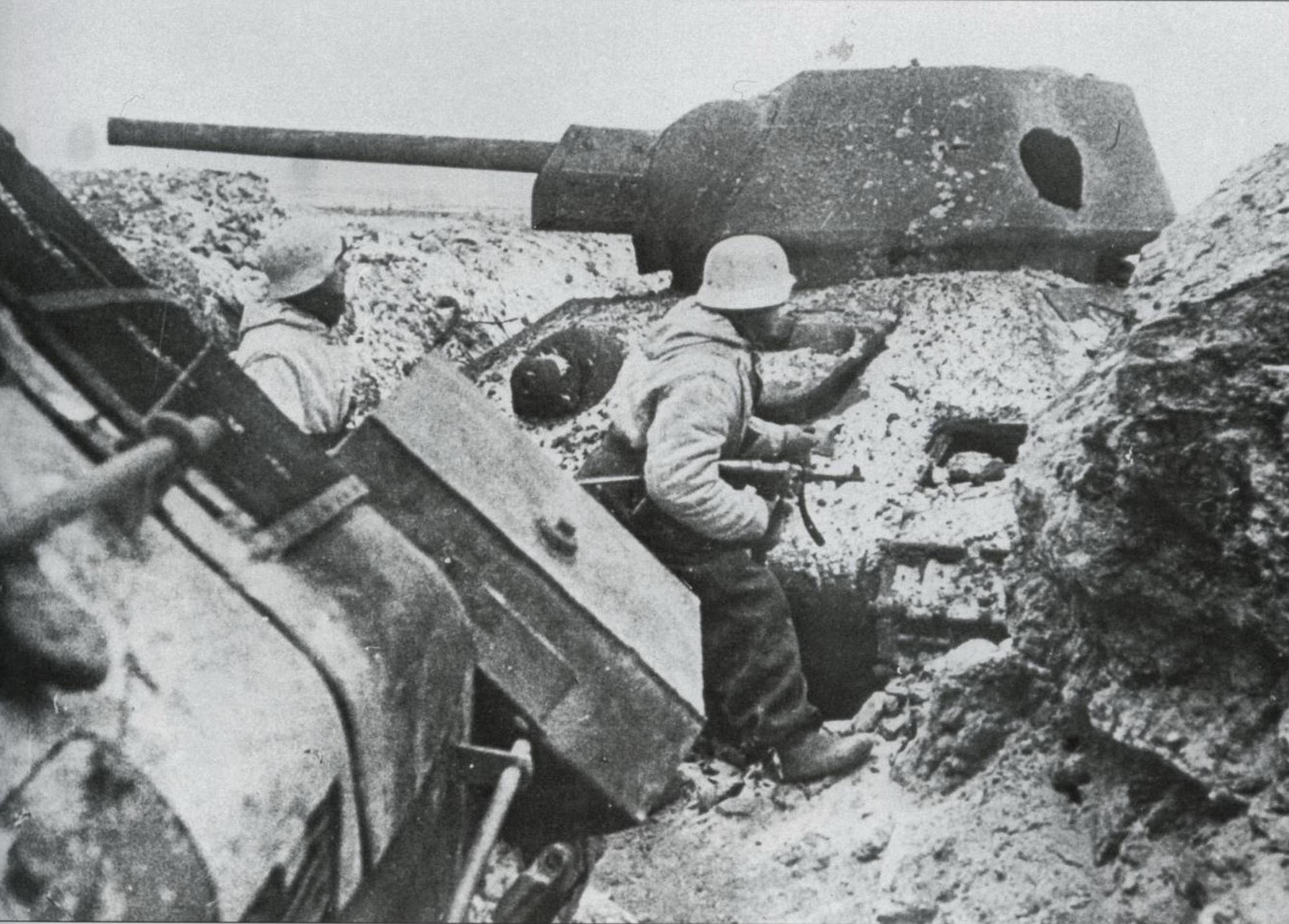 Narva 1944 - T34 76 Tanks Ww2 Wwii World War Ii