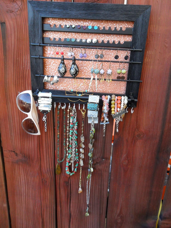 Plug Jewelry Organizer Display Bracelet Rack Neclace