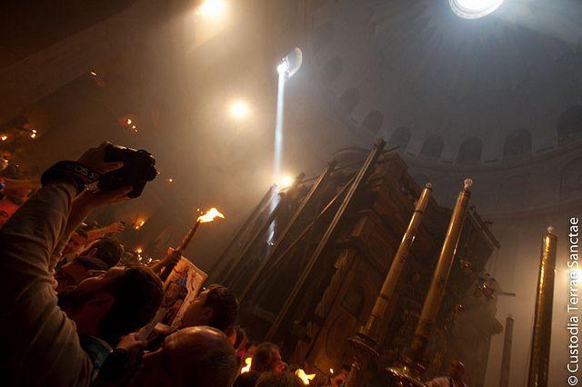 Αποτέλεσμα εικόνας για holy fire miracle