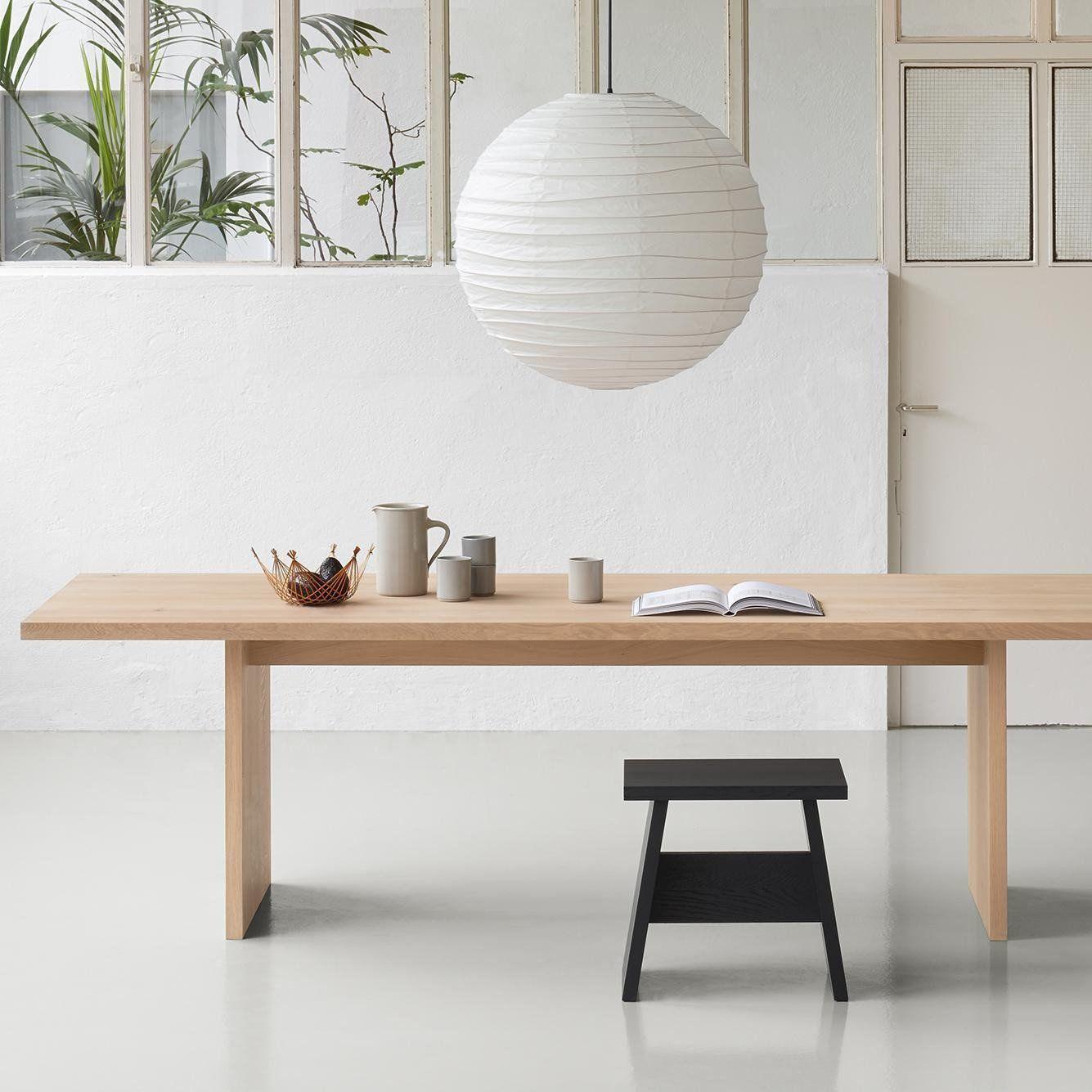 E15 Ta23 Ashida Dining Table Furniture Interior Dining Table