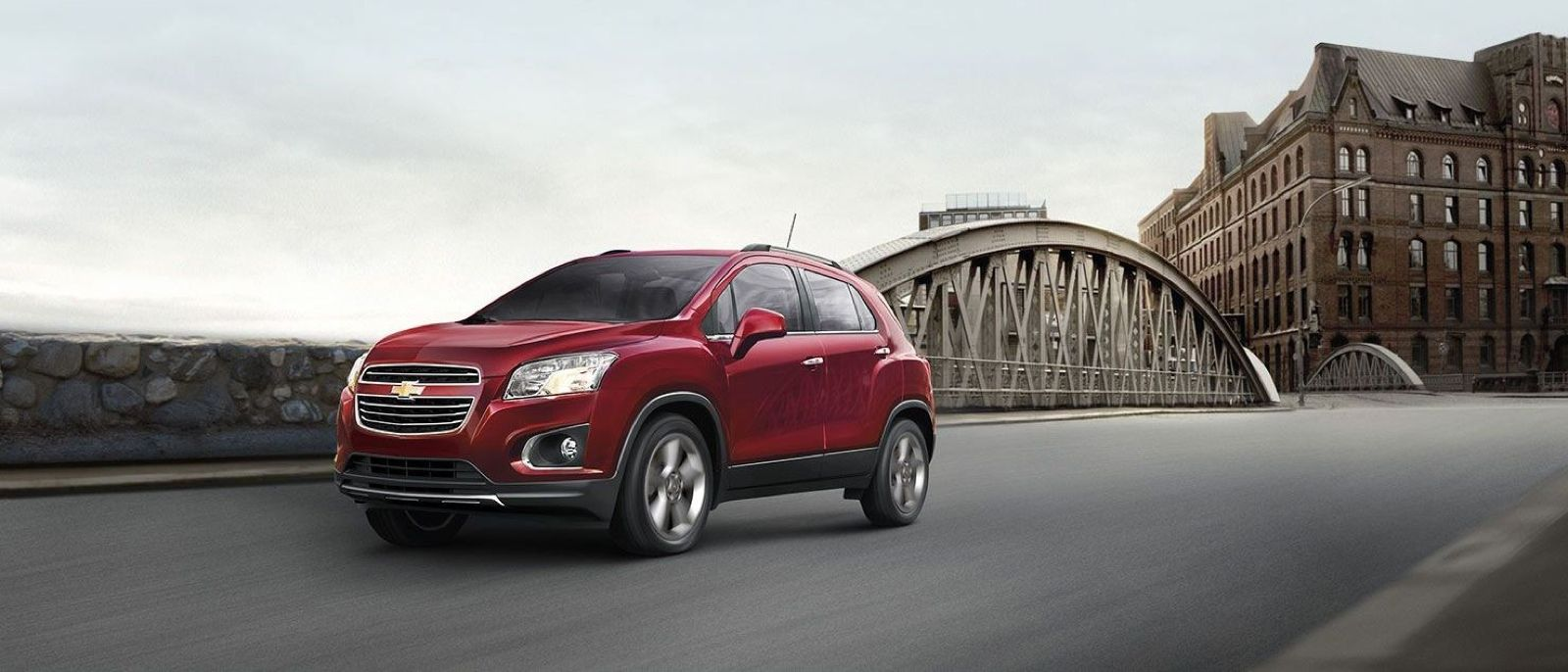 2015 Chevy Trax Getting To Know Gm S New Crossover Chevy