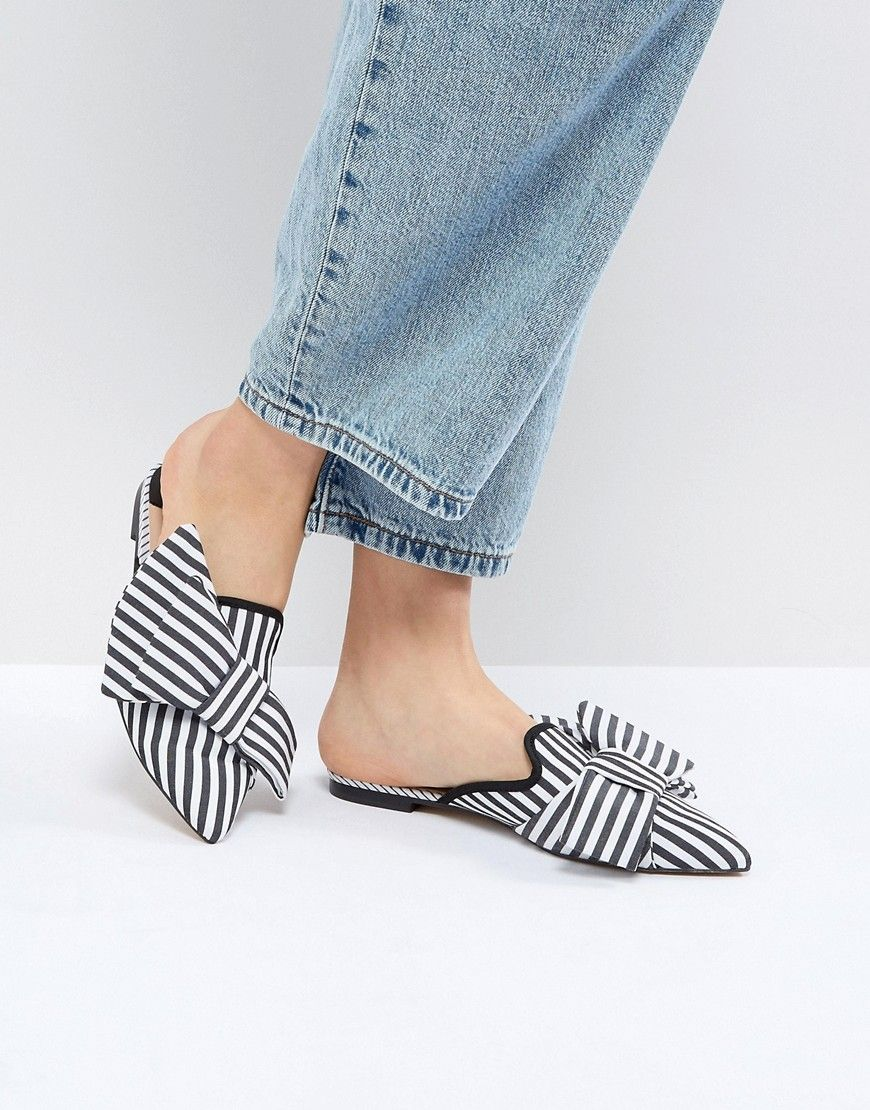 free shipping Inexpensive really Stradivarius mule sandals online cheap quality outlet manchester great sale oGvmLC