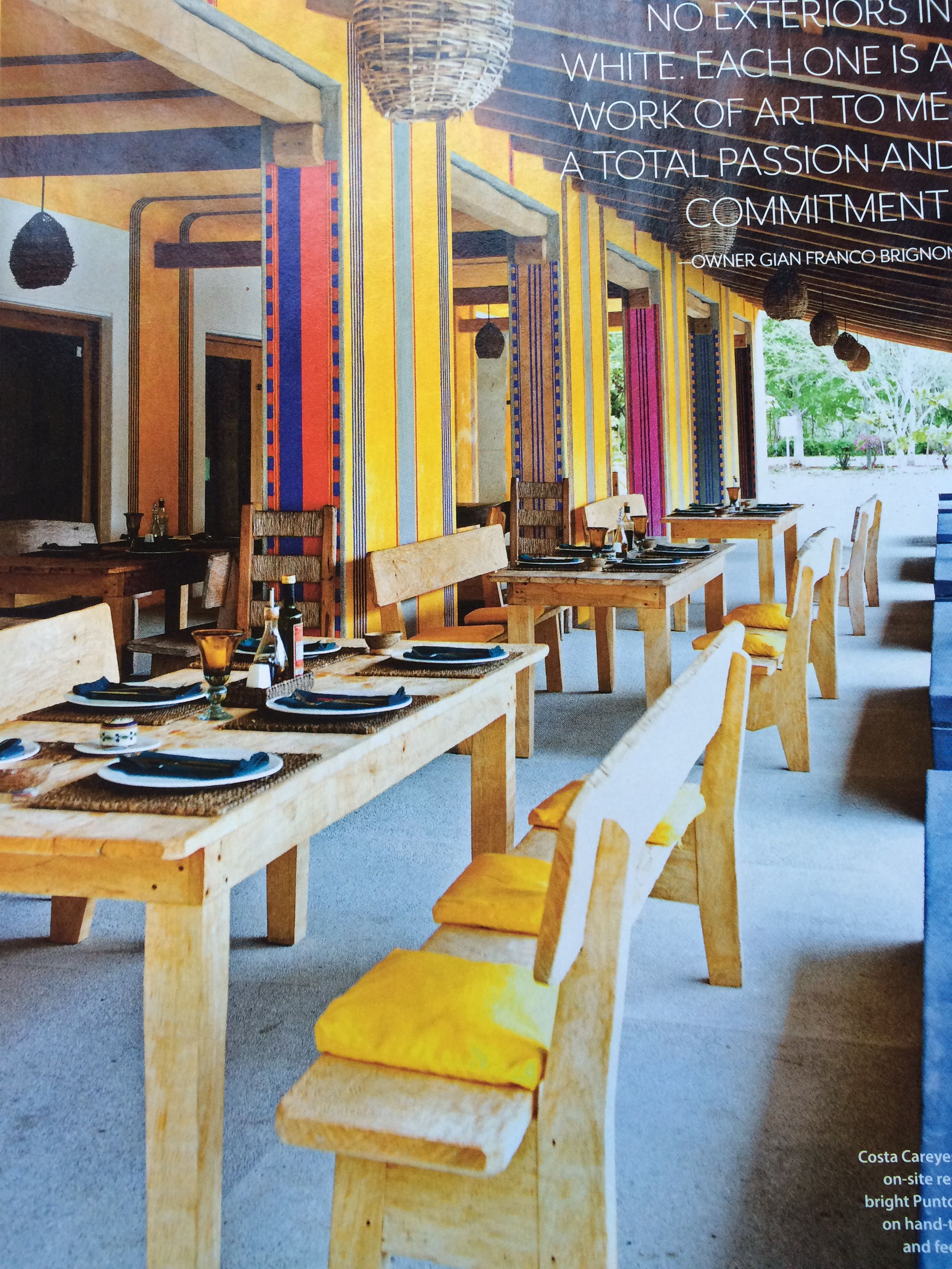 Colorful | Mexican restaurant decor, Restaurant pictures ...