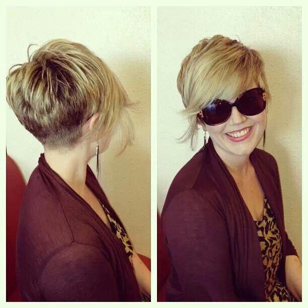 15 coiffures courtes asymétriques pour les femmes