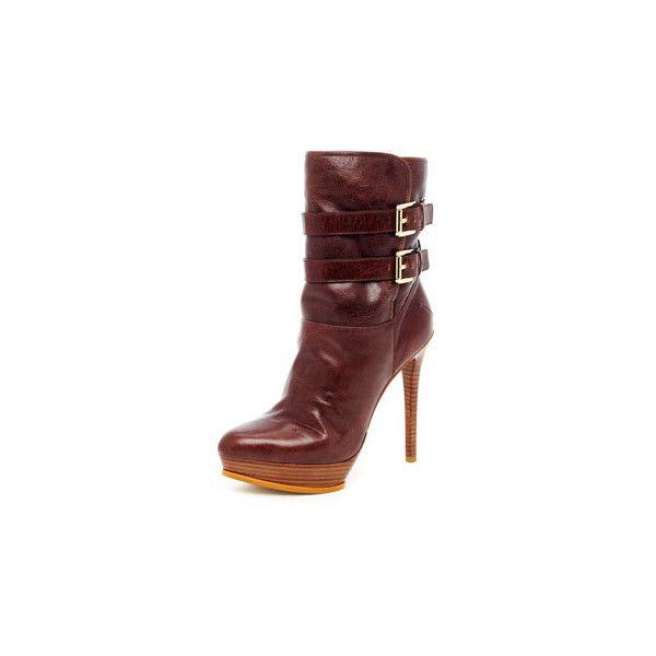 Women's Michael Kors Mae Buckle Boot
