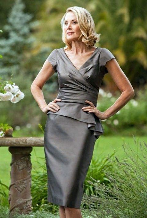 21 vestidos elegantes para la madre de la novia | mi estilo
