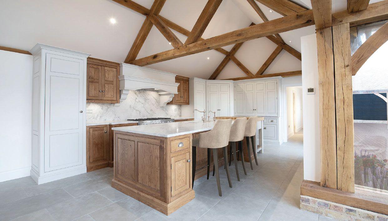 Chalon Grey Limestone Tiles Kitchen Flooring Limestone