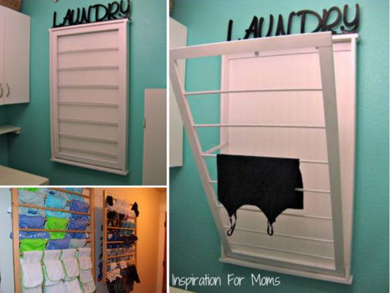 Laundry Storage Ideas You Can't Live Without