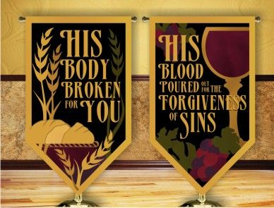 Make Your Own Church Banners with Church Banner Patterns