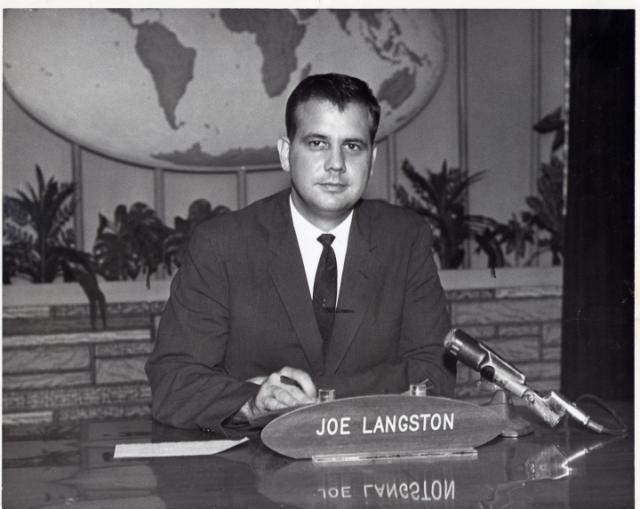 RIP Joe Langston, 82, 24-year news anchor at WBRC-6