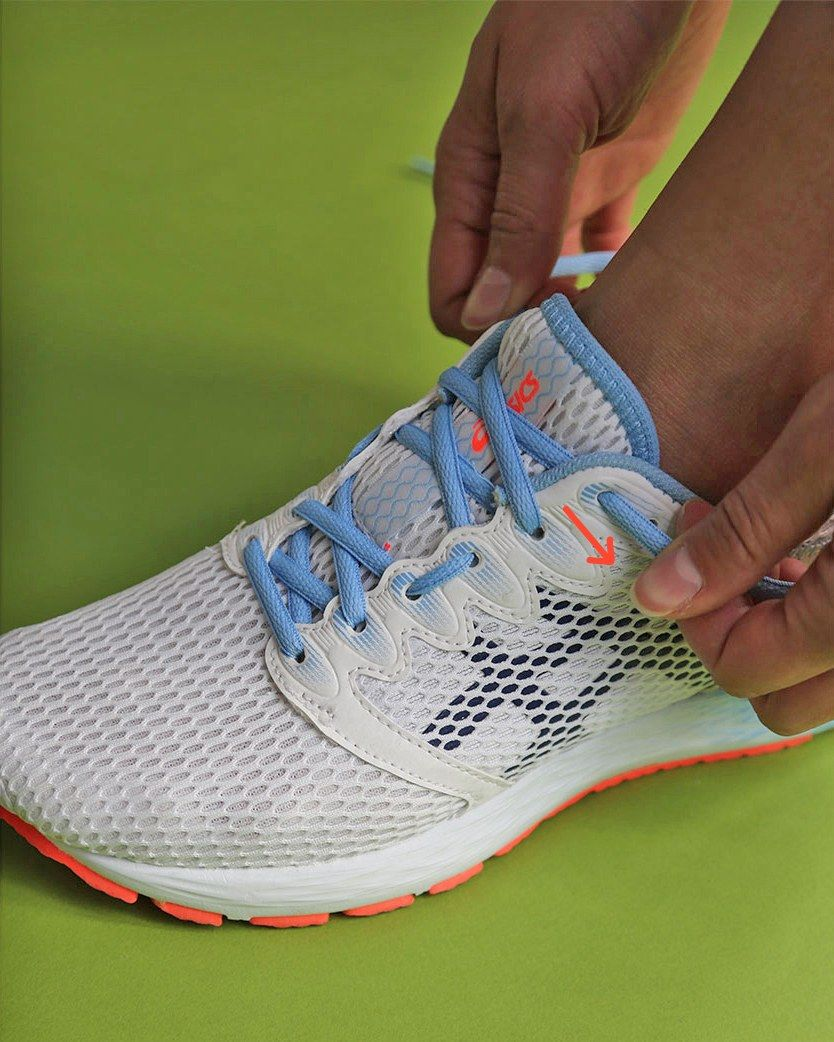 6 lacing hacks to make your running shoes way more