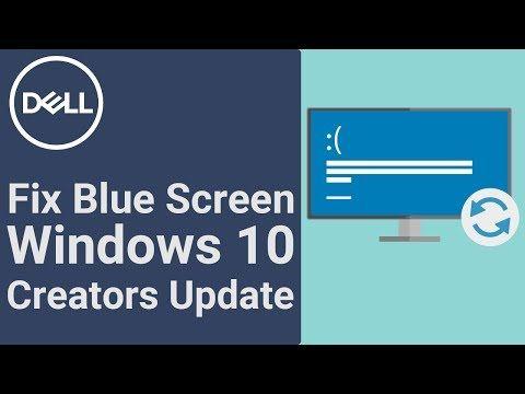 what cause blue screen windows 10