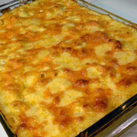 Patti LaBelle's Over the Rainbow Mac & Cheese Recipe - (4.5/5) #tacomacandcheese