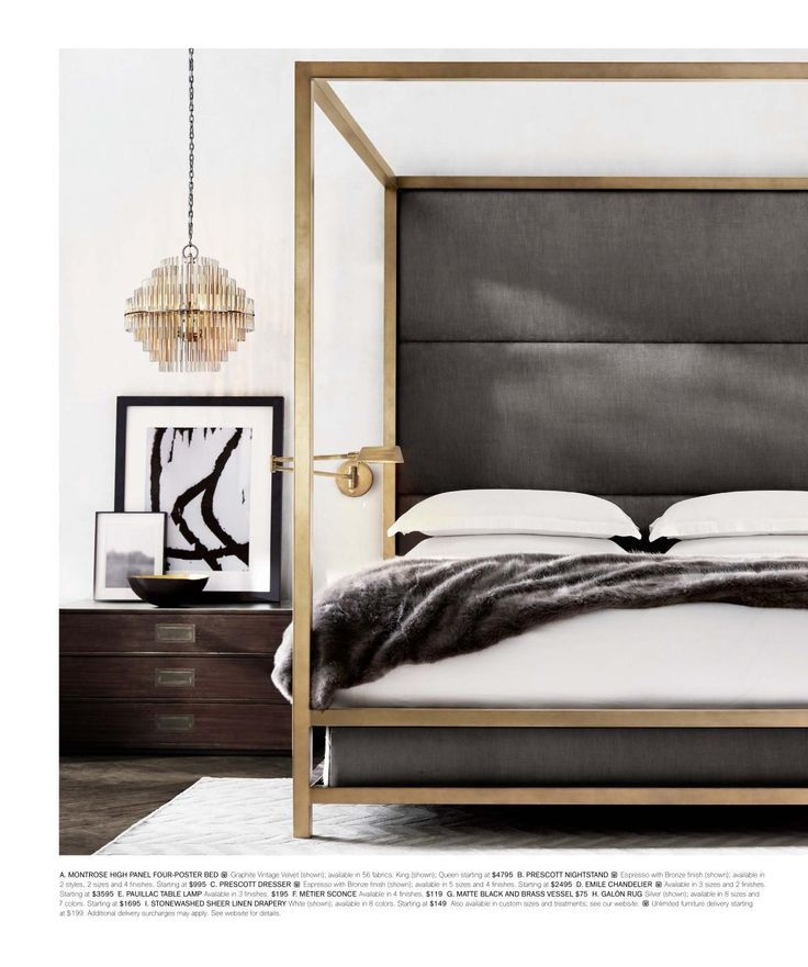Best Bedroom Inspiration Bronze Gold Bed Frame Modern 400 x 300