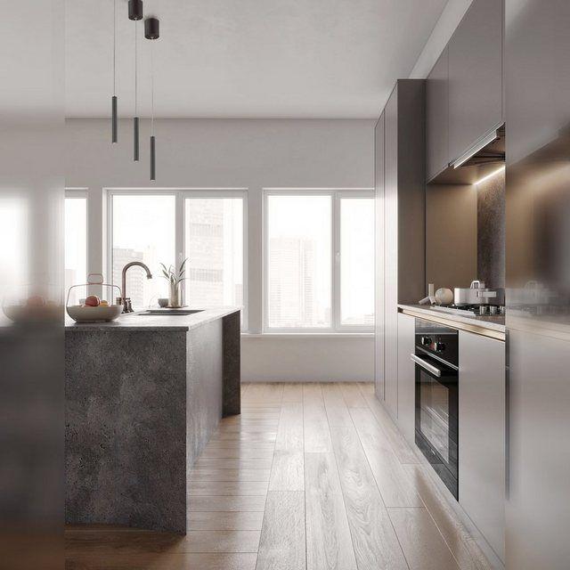 Hängeleuchte in 2020 Haus bodenbelag, Küchen inspiration