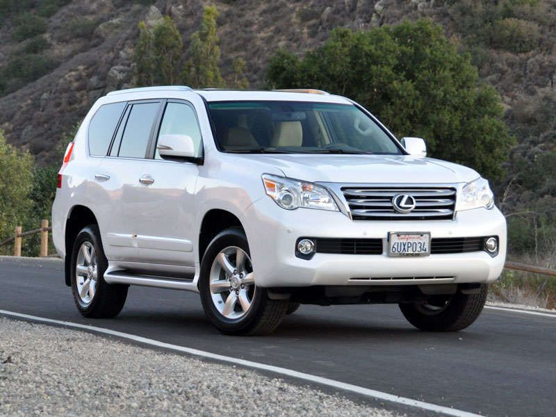 2017 Lexus Gx 460 Luxury Suv Road Test And Review Autobytel