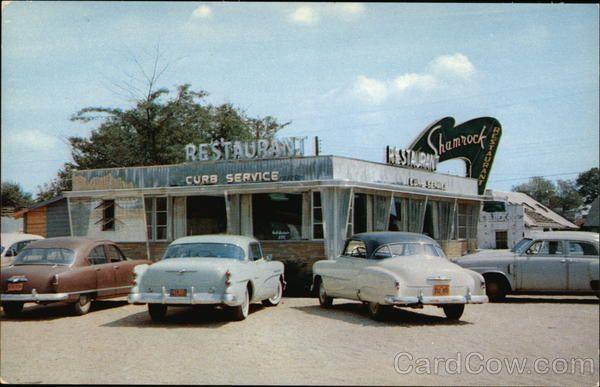 The Shamrock, 301/Eastern Boulevard, Fayetteville NC