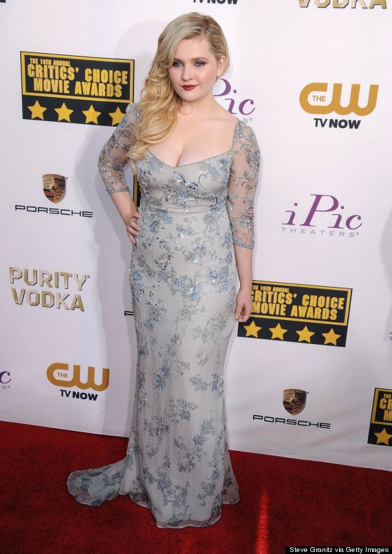 8f2668b811d Abigail Breslin Abigail Breslin, Singular, Strapless Dress Formal, Formal  Dresses, Critics Choice