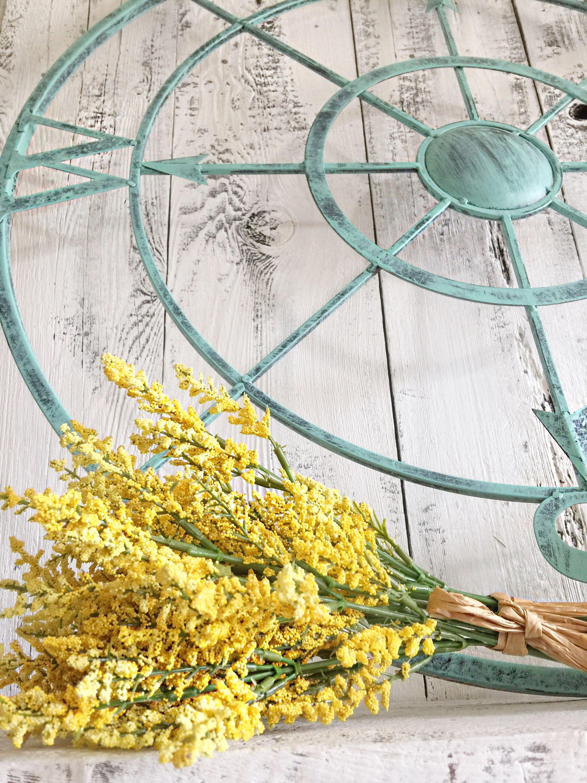 Nautical Arrow Compass, Wall Decor | Compass, Wall decor and Modern ...