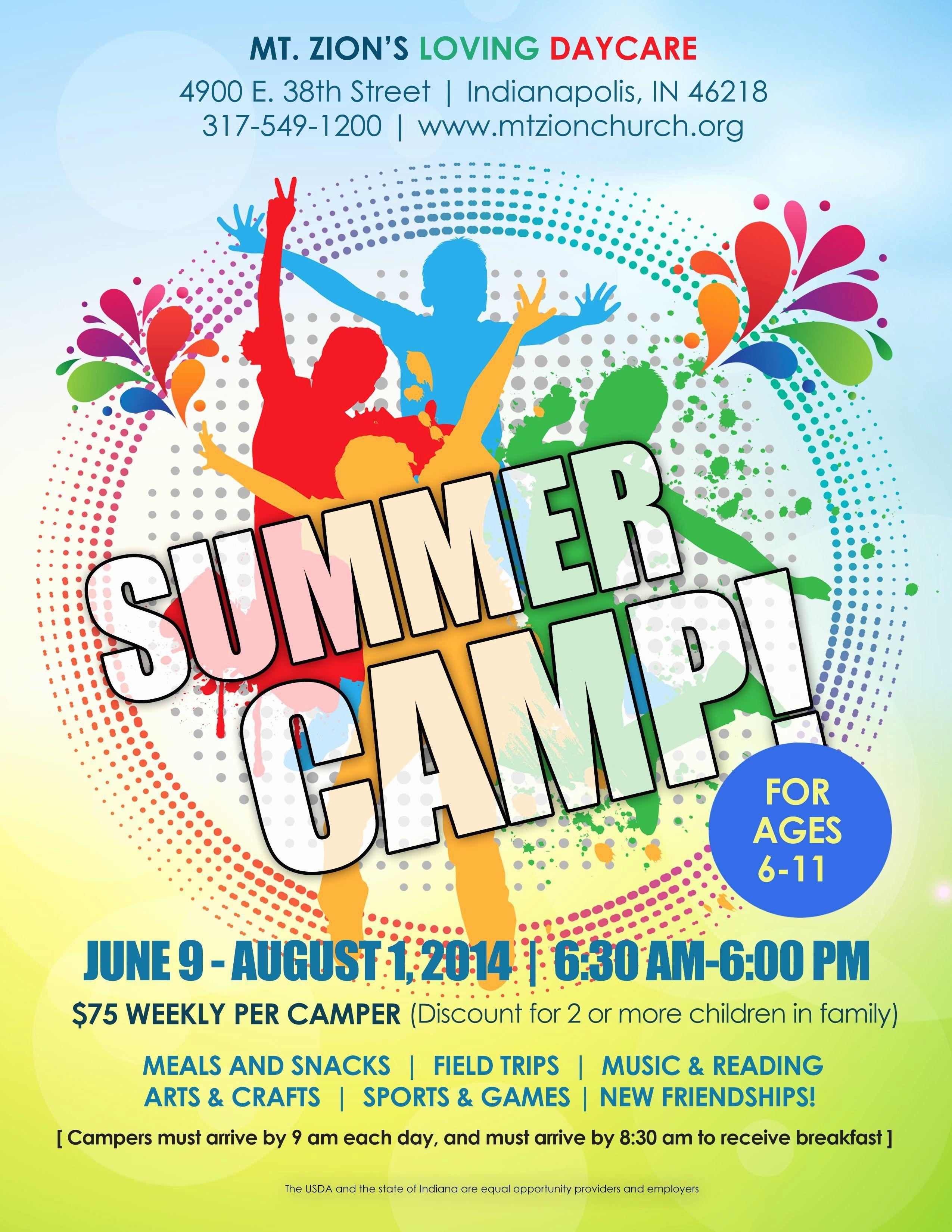 Free Summer Camp Flyer Template Fresh Summer Camp Flyer Idea Kid Min Pinterest Free Brochure Template Brochure Summer Camps For Kids Free summer camp flyer template
