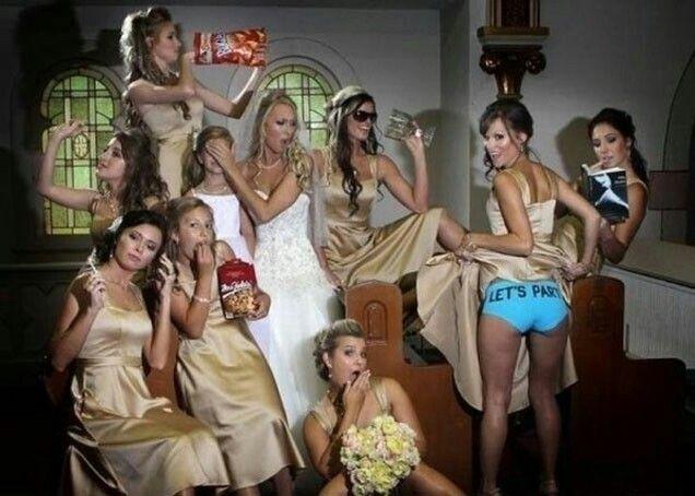 Funny Group Pic Idea