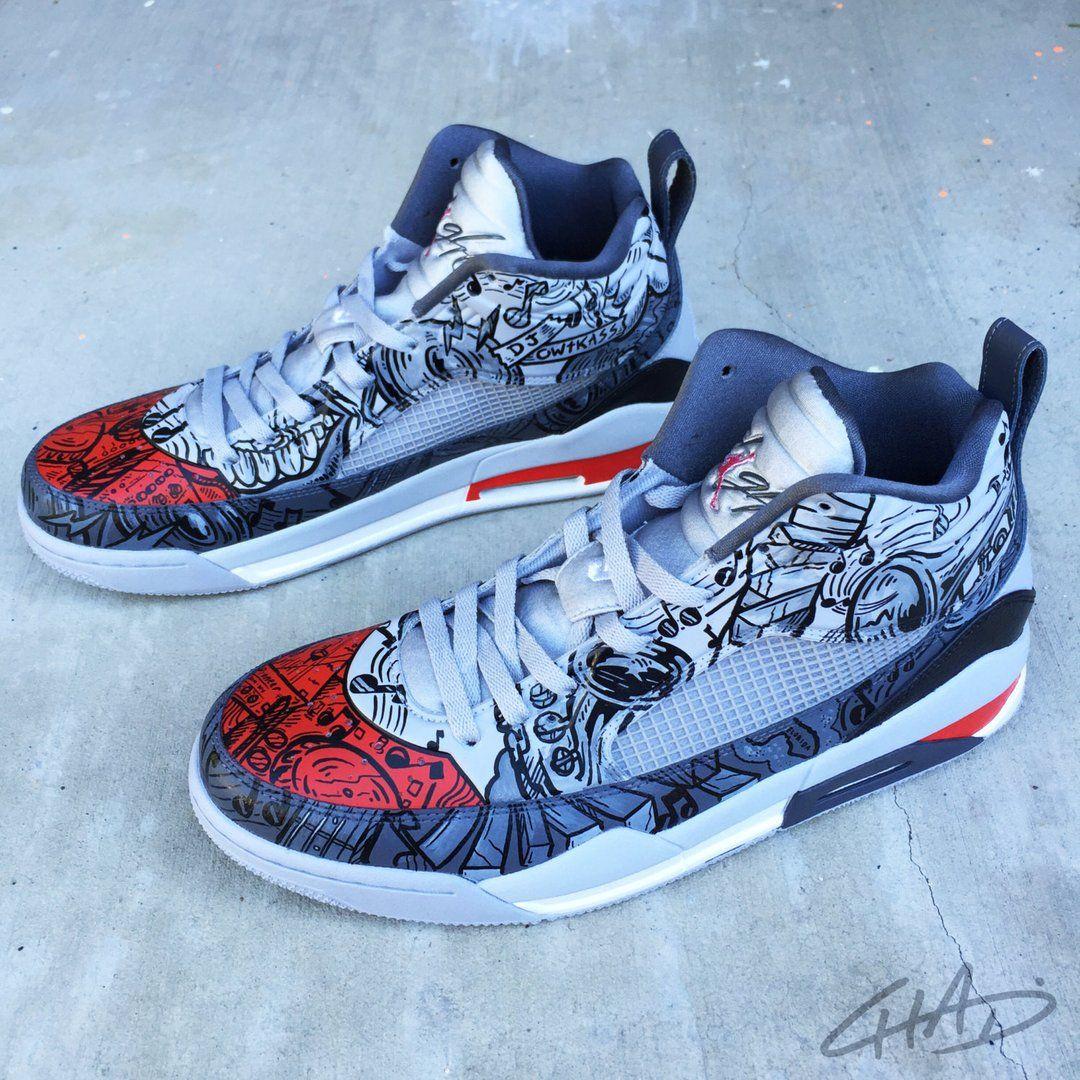 518adcfb4473 Legends of teh bay custom hand painted jordan retro 1 shoes – Artofit