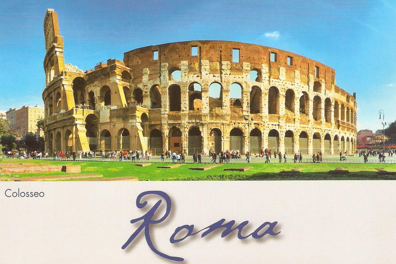 Rím Coloseum