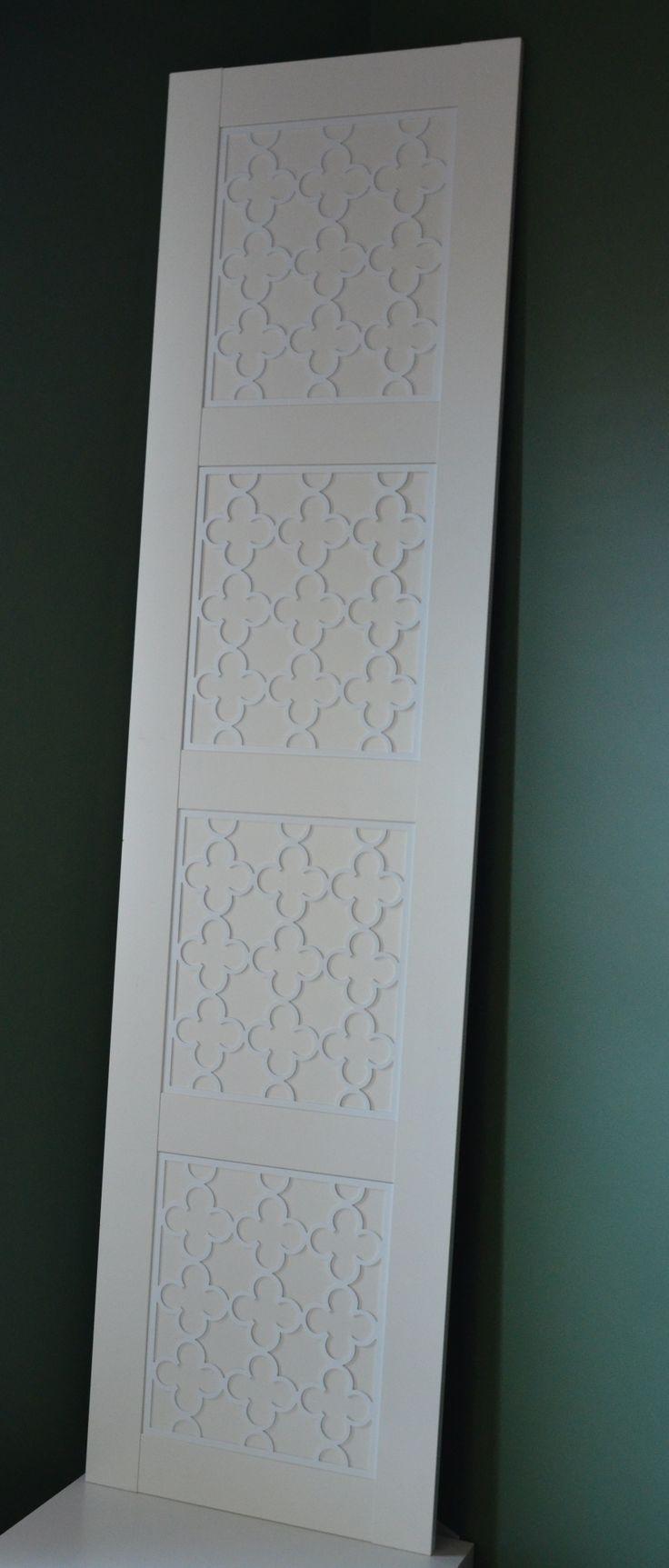 Cool Idee Relooking Cuisine Overlay Quatrefoil For Ikea Pax