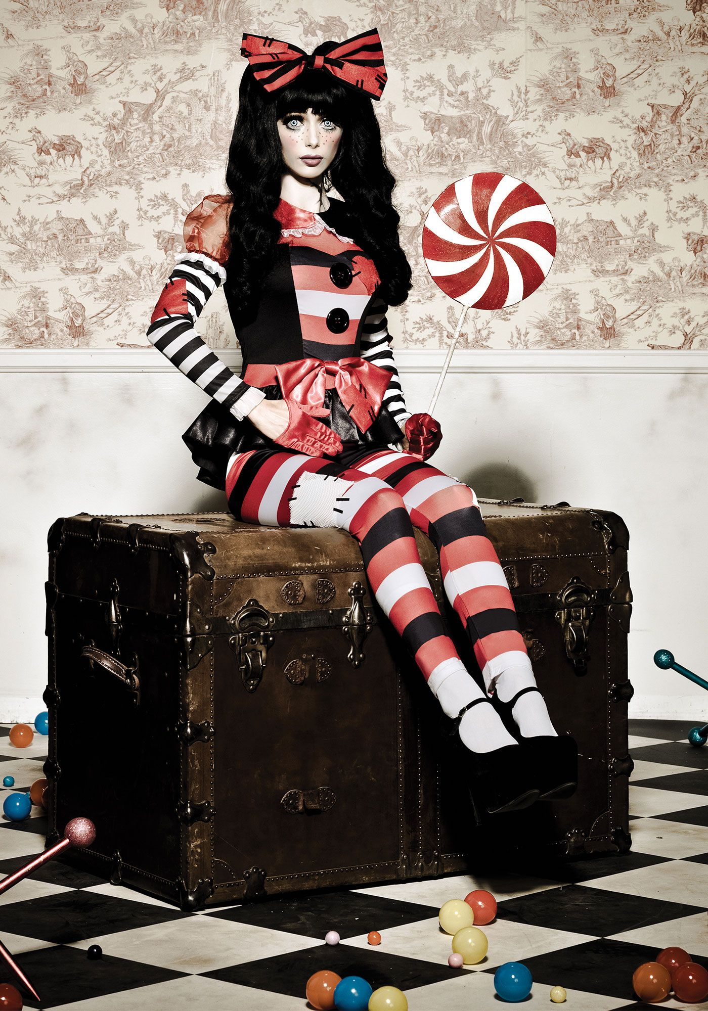 Leg Avenue Rag Doll Costume #Halloween #dollcostume
