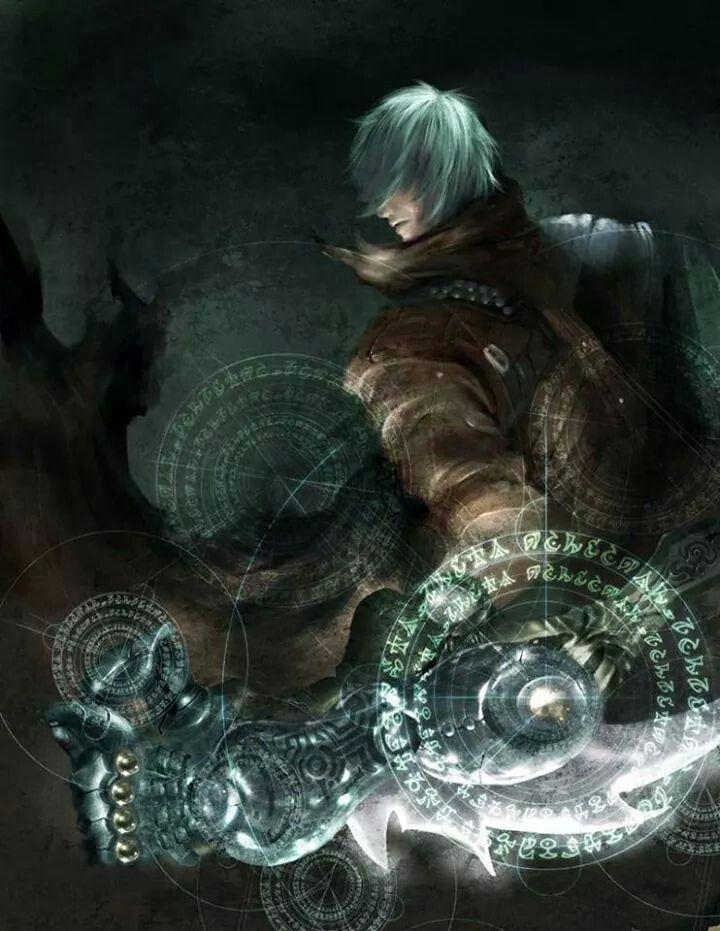 Dante - Devil May Cry 4