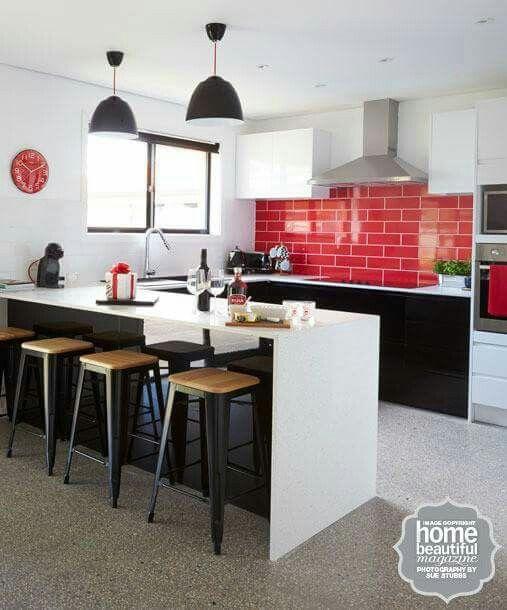 Cocina  Pop Art Pop Design  Pinterest  Pop Design Wood Tables Gorgeous Masters Kitchen Design Design Inspiration