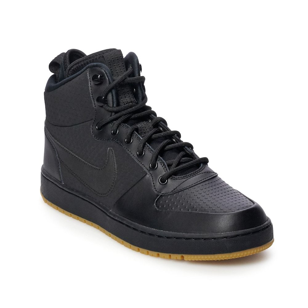 Nike Ebernon Mid Winter Men S Water Resistant Sneakers Nike Shoes Size Chart Sneakers Nike