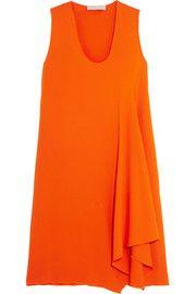 Stella McCartneyNadine asymmetric stretch-crepe dress
