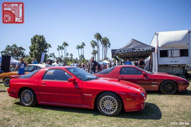 Events 2015 Japanese Classic Car Show Part 08 Editors Choice Mazda Rx7 Classic Car Show Classic Cars