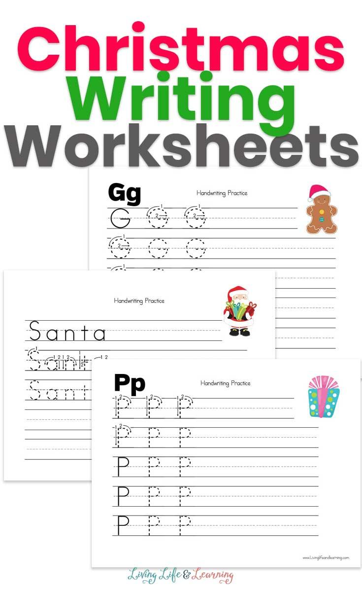 Christmas Kindergarten Writing Worksheets Christmas Kindergarten Kindergarten Writing Christmas Activities For Kids [ 1200 x 735 Pixel ]