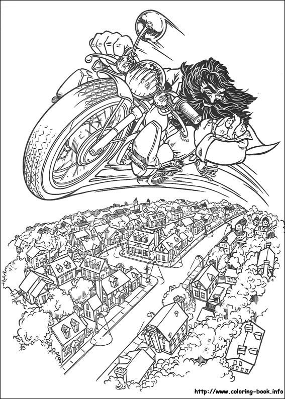 Harry Potter Coloring Picture Harry Potter Coloring Pages Harry Potter Printables Colouring Pages
