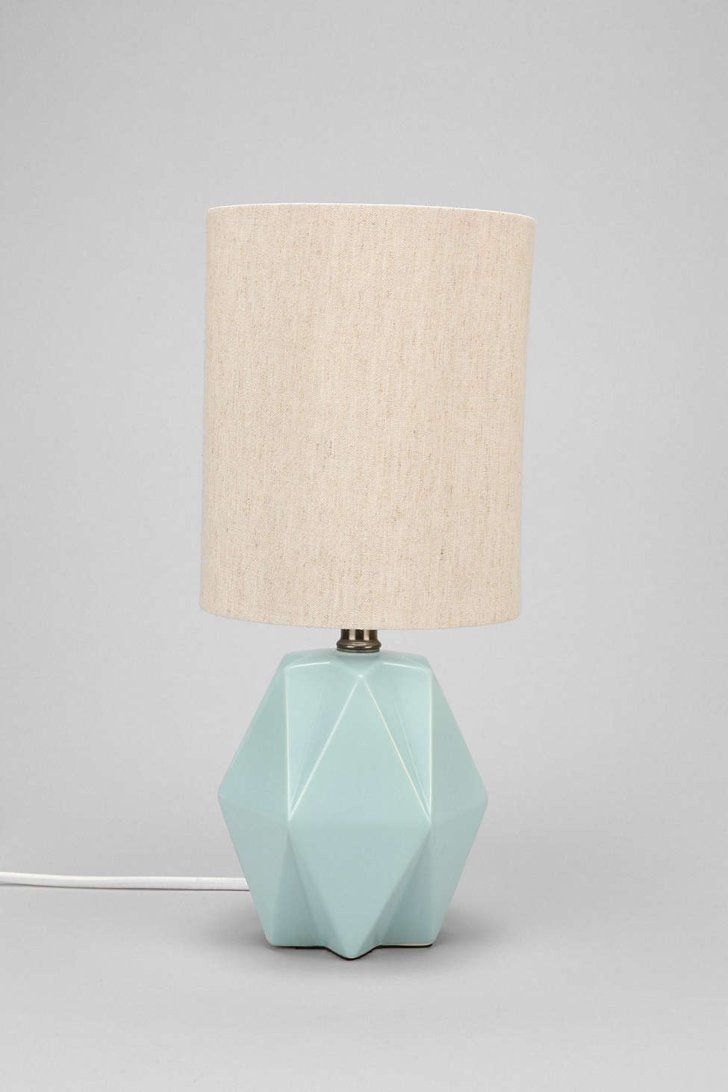 Pin For Later 15 Affordable Lamps To Revive Your Room Faceted Pastel Lamp 89