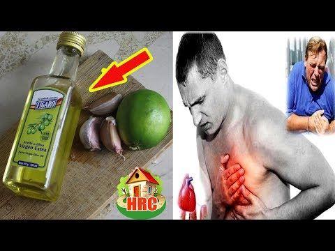 712 Ajo Limon Y Aceite De Oliva La Cura Milagrosa Del Corazon