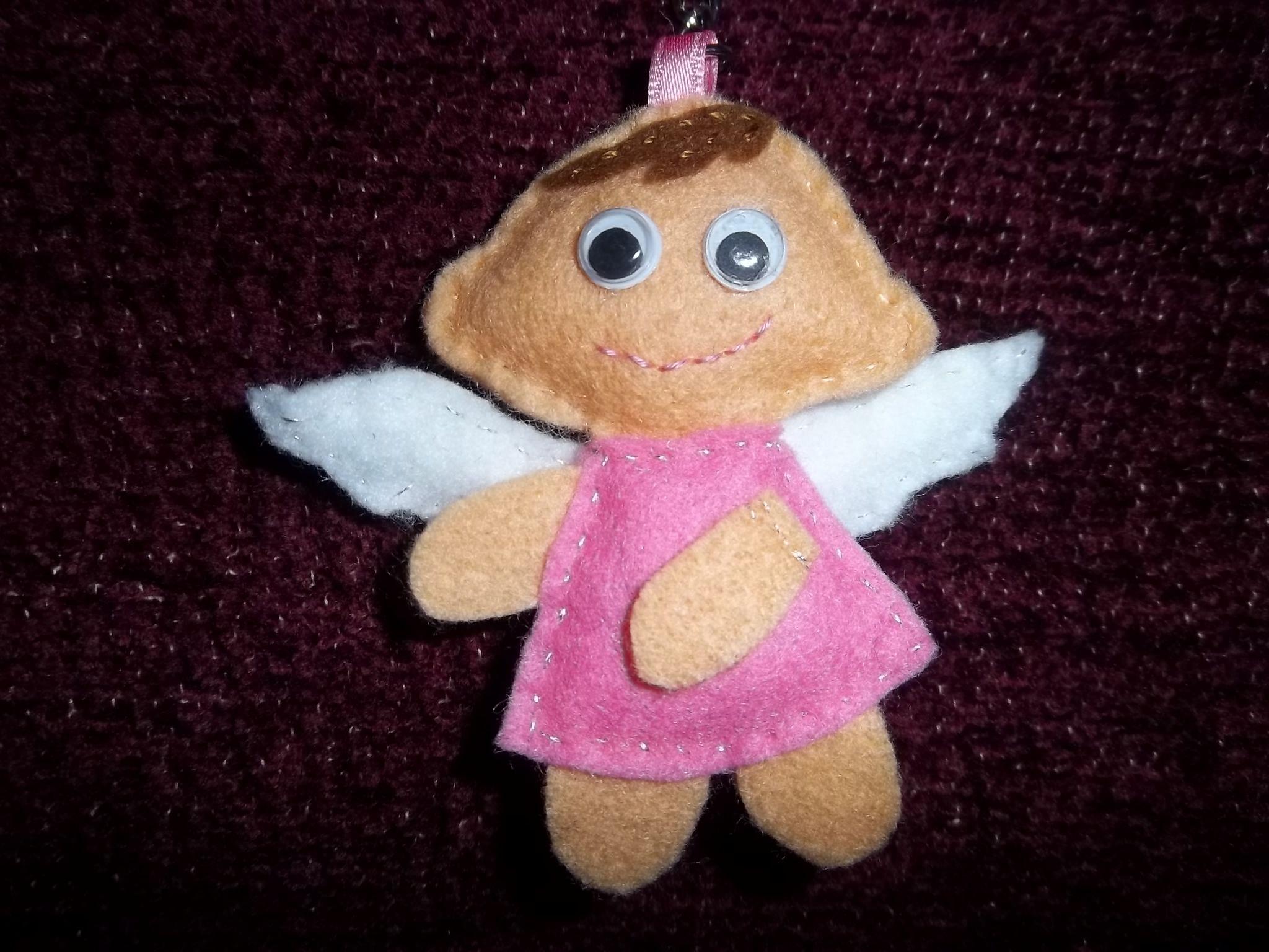 LLAVERO. ANGEL